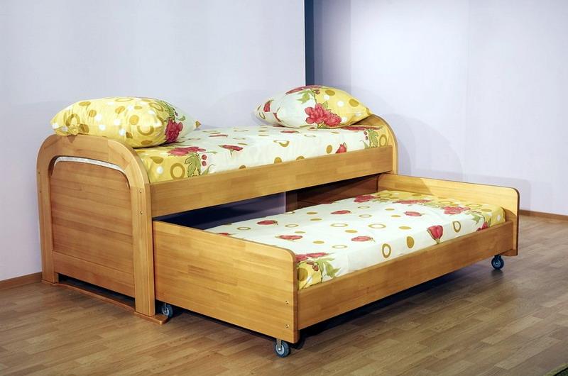Картонная кровать